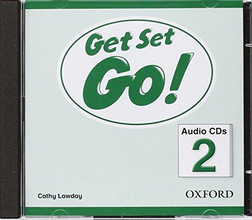 Get Set Go 2 Class CD