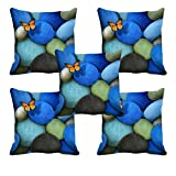 #4: meSleep Butterfly 3D Cushion Cover (16x16) Set of 5