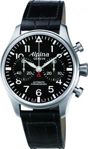 Alpina Geneve Startimer Chronograph AL-860B4S6 Reloj para hombres Alpina Rotor