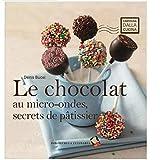 Pack Kit pour les gourmands spécial micro-ondes - Fondue au chocolat + Livre 'Le chocolat au micro-ondes' + Moule a chocolats