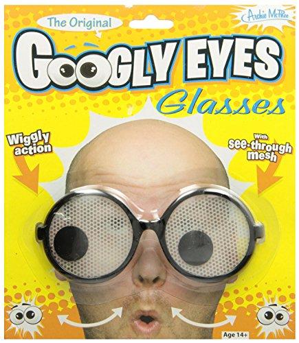 Googly Eyes Brille ()