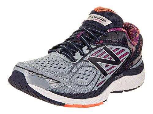 New Balance 860v7 Amplia reflexión con Poisonberry y Cerdo Zapato t de reproducción 5.5 Ancha de EE.UU. Mujer con la reflexión Poisonberry y Pigmento 5