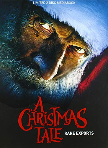 Rare Exports - A Christmas Tale - Mediabook - Cover B - Limited Edition auf 111 Stück  (+ DVD) [Blu-ray]
