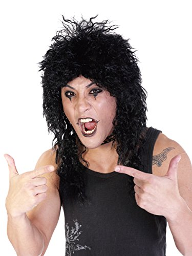 Aicker Party Wigs for Men (Mullet ()