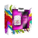 Zippo Profumi Pop Zone Pour Femme Eau de Toilette Ml.40 + Body Lotion Ml.100