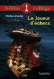 Bibliocollège Le joueur d'échecs - Hachette Éducation - 09/04/2014