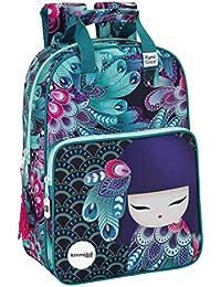 Safta 077087 Kimmidoll Mochila Infantil, Color Multicolor