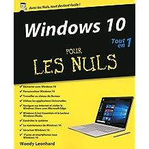 Windows 10 Tout en un Pour les Nuls