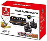 Atari Flashback 8 Black, Orange, Red - Game Consoles (NES / SNES, Flash, 100 - 240, 50 - 60, Black, Orange, Red, AV)