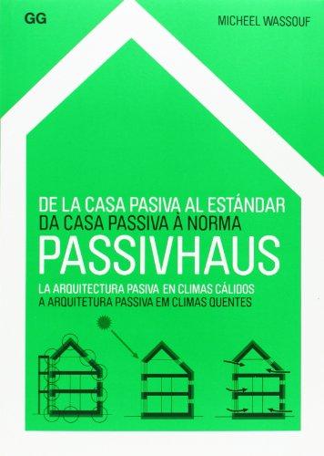 De la casa pasiva al estándar Passivhaus: La arquitectura pasiva en climas cálidos por Michael Wassouf