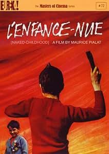 L'Enfance-nue [Masters of Cinema] [DVD] [1968]