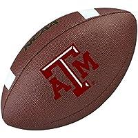 WILSON Texas A&M Aggies NCAA official senior composite american football