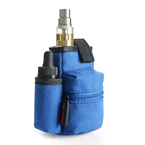 Original Coil Master Pbag, die Dampfertasche für den täglichen Einsatz Blau | Blue