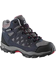 Mckinley Trek-Stiefel Cisco Hiker Aqx Jr. - grey/black/yellow