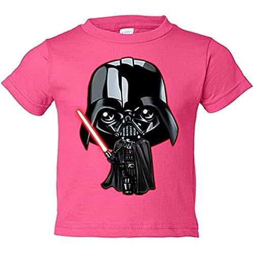 star wars kawaii Camiseta niño Star Wars Darth Vader Kawaii
