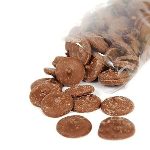 Martins Chocolatiers - Milk Chocolate Button - 500 grams