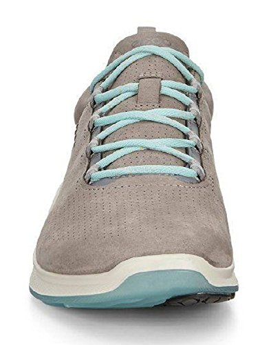 Ecco Biom Fjuel, Chaussures Multisport Outdoor Femme Gris (Warm Grey)