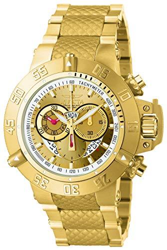 ograph Quarz Uhr mit Edelstahl beschichtet Armband 5403 ()