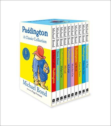 Paddington: A Classic Collection por Michael Bond