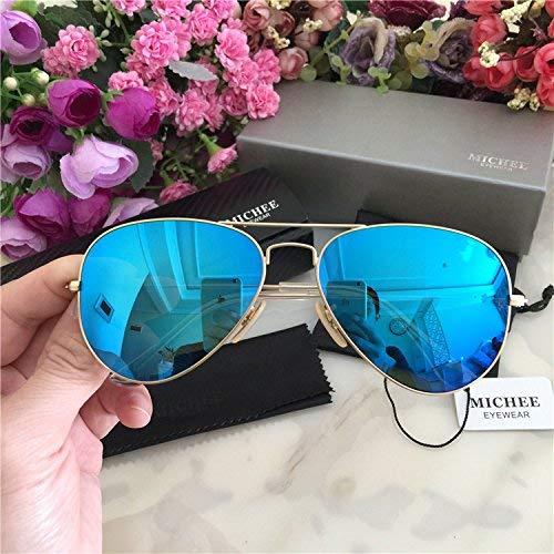 SCJ 100 nehmen, um einen bunten Film zu blenden, um UV-Strahlen eines Fahrers die Sonnenbrille Kröte Spiegel Sonnenbrille 3025 positiven Artikel Qiang kleine Paprika zu verteidigen