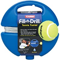 Tourna Fill & Drill Tennis Trainer by Tourna