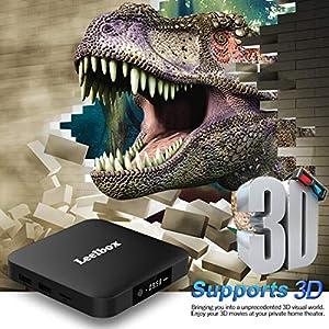 Leelbox-TV-Box-Android-812GB16GB-Q2-Minis-Botier-TV-4K--2K-UHD-H265-HDMI-USB--2-2019-Dernire-Version