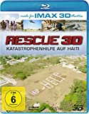IMAX: Rescue 3D - Katastrophenhilfe auf Haiti [3D Blu-ray]