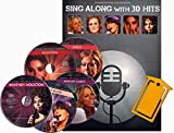 SING ALONG WITH 30 HITS –ADELE, MADONNA, MARIAH CAREY, LILLY ALLAN und WHITNEY HOUSTON [Noten/sheet music] mit praktischer Notenklammer für Gesang, Klavier und Gitarre