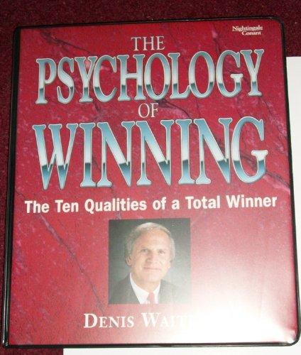Buchseite und Rezensionen zu 'The Psychology of Winning' von Denis Waitley