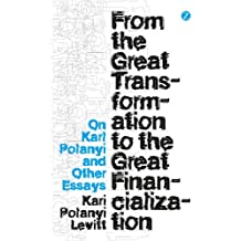 From the Great Transformation to the Great Financialization: On Karl Polanyi and Other Essays