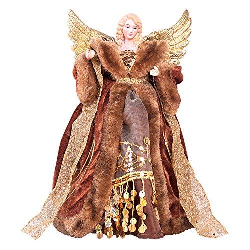 The Christmas Workshop 81840Figura de 30,48cm de ángel tradicional para parte superior...