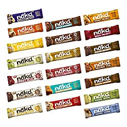 Nakd Choose Your Favorite Selection (20 Bars)