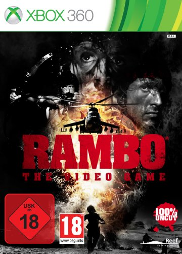 Rambo: The Video Game - 100% uncut - [Xbox 360]