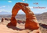USA Landscapes (Wandkalender 2019 DIN A3 quer): Nationalparks der USA (Monatskalender, 14 Seiten ) (CALVENDO Natur) - C.J. Cibella