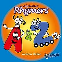 CHILDREN'S RHYMING ALPHABET BOOKS - Alphabet Rhymers