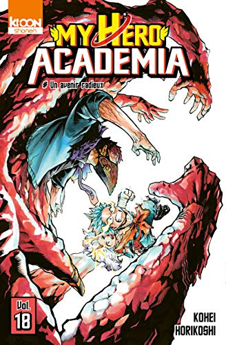My Hero Academia Edition simple Tome 18