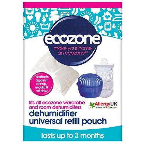 Ecozone HA2 Universal-Nachfüllbeutel, für alle Entfeuchter (Lebensmittel Entfeuchter)