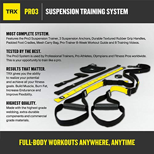 Zoom IMG-1 trx training pro 3 suspension