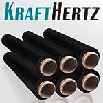 6 Rollen KRAFTHERTZ XL Paletten-Stret...
