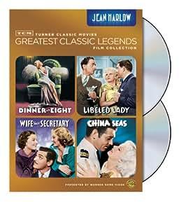 Tcm Greatest Classic Films: Legends - Jean Harlow [DVD] [Region 1] [US Import] [NTSC]