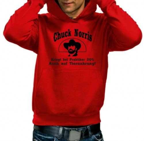 chuck-norris-kriegt-praktiker-20-on-animal-food-hoodie-hooded-sweatshirt-s-m-l-xl-xxl-red-red-sizexx