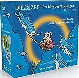 Der Ring des Nibelungen, Parsifal, Der fliegende Holl?nder, H?rspiel mit Opernmusik f?r kleine H?rer (Die ZEIT-Edition 6 CD-Box) (Der Ring des Nibelungen f?r kleine H?rer, Die ZEIT-Edition)