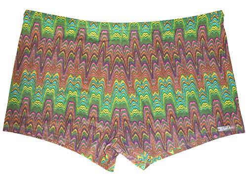 Solar Tan Thru Badehose Panty 142290 braun, Gr. 5, M