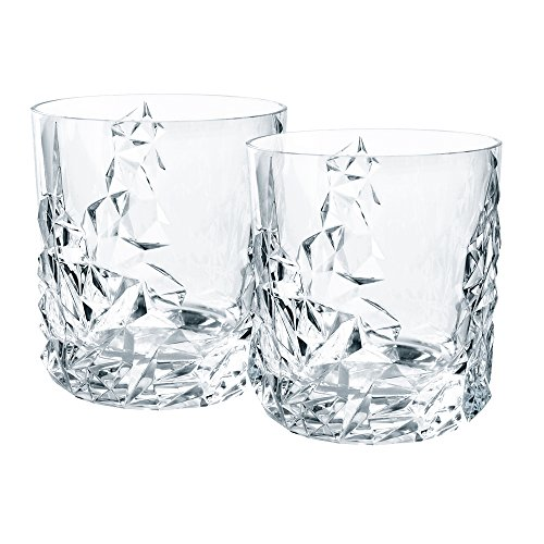 Spiegelau & Nachtmann, 2-teiliges Whiskybecher-Set, Sculpture, 91901 Whiskey Glas