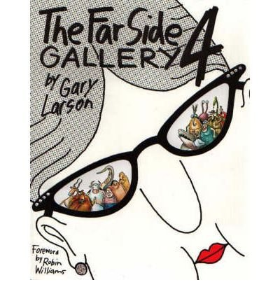 [ THE FAR SIDE GALLERY BY LARSON, GARY](AUTHOR)PAPERBACK