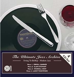 Modern Jazz - Ultimate Jazz Archive 22 - Swing to BeBop