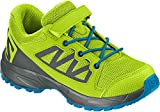 Salomon XA Elevate K, Scarpe da Trail Running Unisex-Bambini, Verde Acid Lime/Urban Chic/Hawaiian Surf, 29 EU