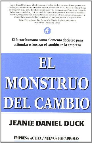 Descargar Libro El monstruo del cambio (Nuevos paradigmas) de Jeannie Daniel Duck