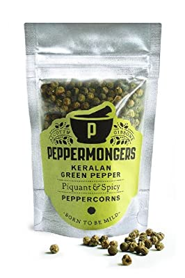 Peppermongers Keralan Green Pepper 22 g