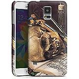 Samsung Galaxy S5 Hülle Premium Case Schutz Cover Vanitas-Stillleben Kunst Art